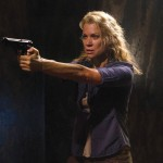 Andrea (Laurie Holden) - The Walking Dead - Season 3, Episode 8 - Photo Credit: Gene Page/AMC