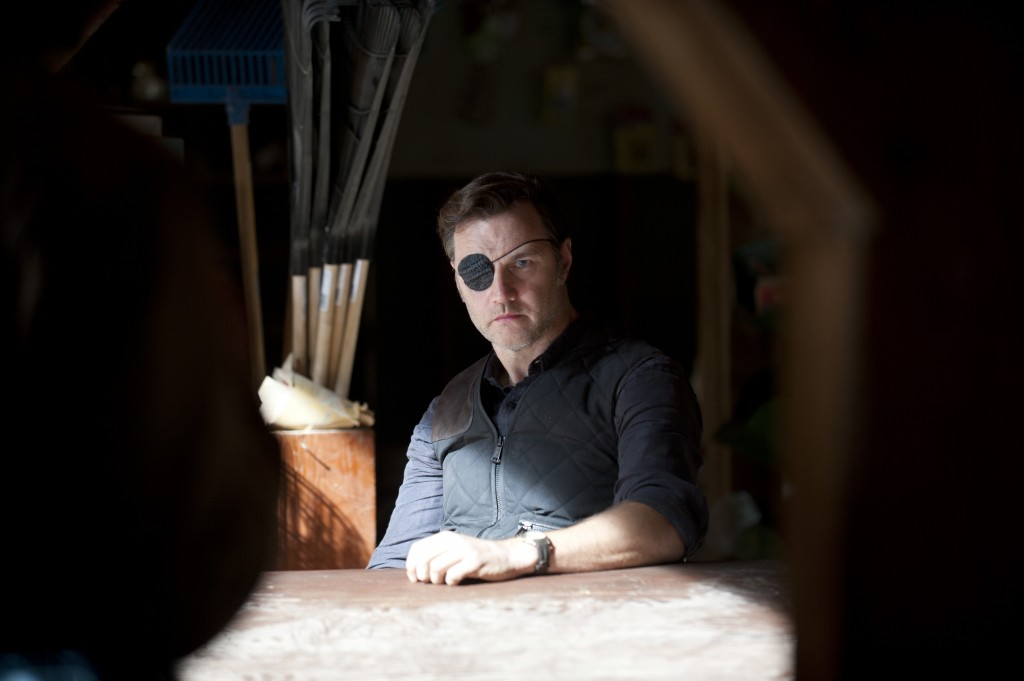 The Governor (David Morrissey) - The Walking Dead - Season 3, Episode 13 - Photo Credit: Gene Page/AMC