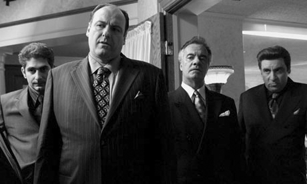 The Sopranos: extraordinary new notes in American television. Photograph: Allstar/HBO/Sportsphoto Ltd./Allstar