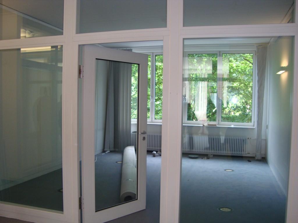 Neue Büroräume