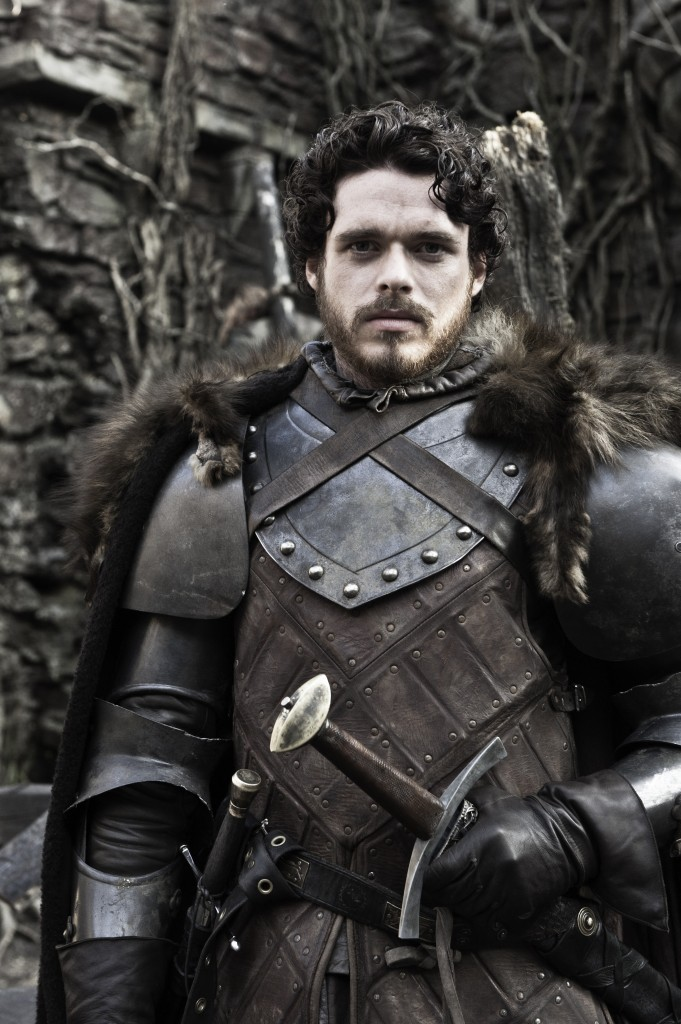 Robb Stark played by Richard Madden, Game of Thrones, © [2013] Home Box Office, Inc. All rights reserved. HBO® and all related programs are the property of Home Box Office, Inc.