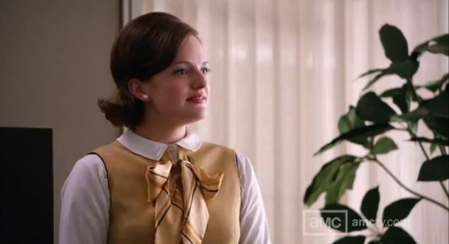 Peggy Olsen, Mad Men © amc