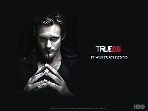 Eric Northman in True Blood, (c) HBO