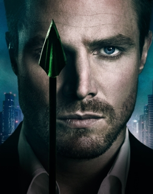 Oliver Queen played by Stephen Amell in Arrow (c) VOX/Warner Bros. International Television