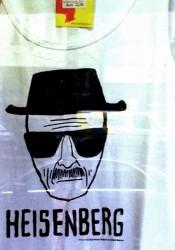 Heisenberg-Fan-T-Shirt zur Serien Breaking Bad © Susanne Bergmann