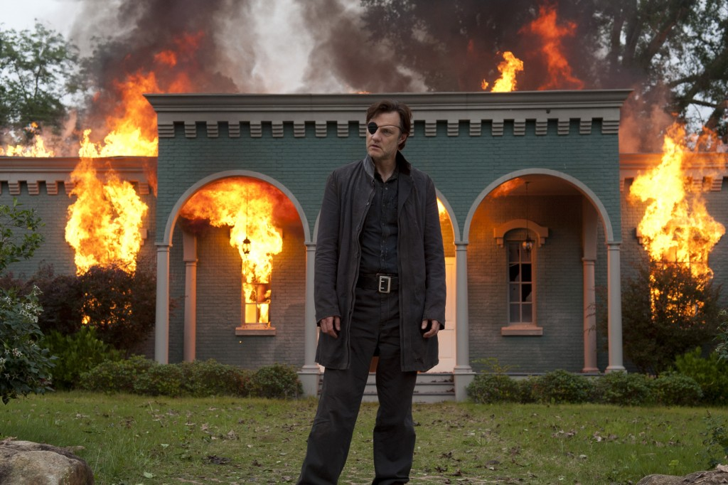 The Governor (David Morrissey) - The Walking Dead _ Season 4, Episode 6 - Photo Credit: Gene Page/AMC