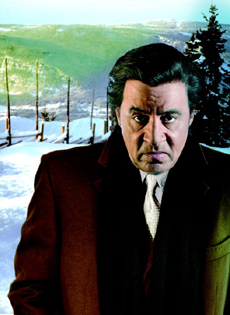 Steven van Zandts als Frank Tagliano in Lilyhammer, TNT Serie © RUBICON TV / SEVENONE INTERNATIONAL