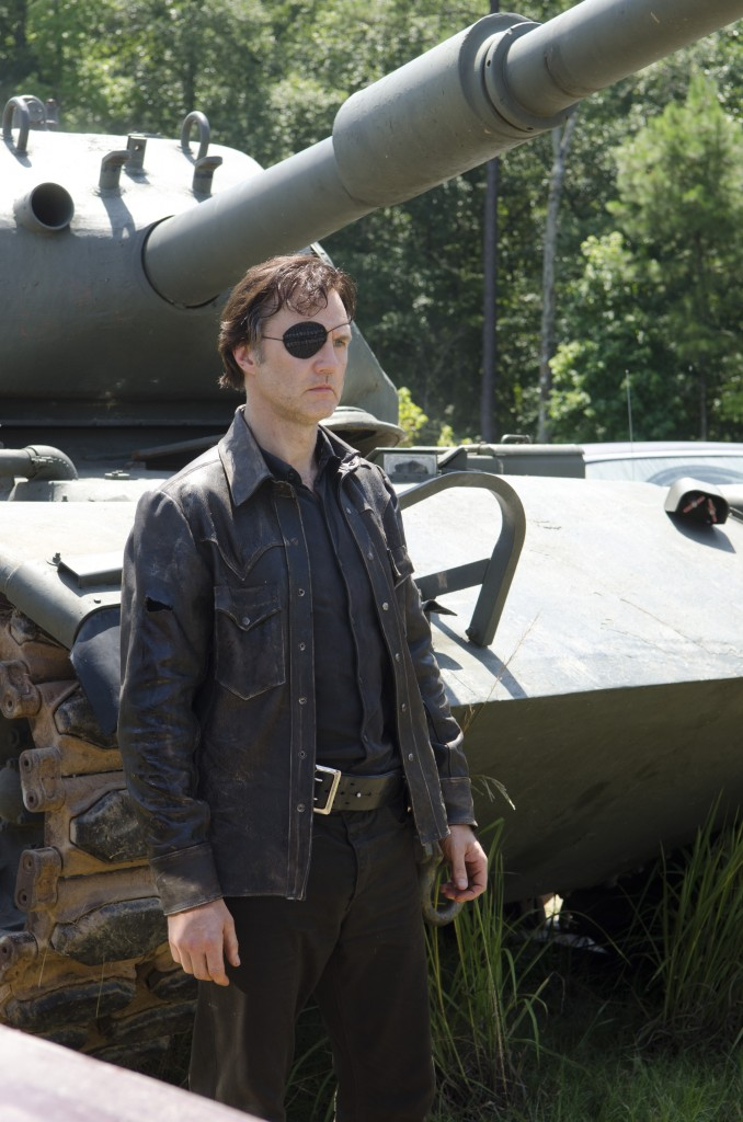 The Governor (David Morrissey), he Walking Dead, Season 4, Episode 8, (c) Gene Page/AMC