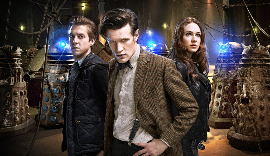 WHO LOVES CHRISTMAS – Doctor Who Weihnachtsspecial © BBC