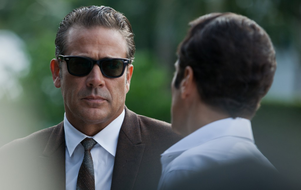 Jeffrey Dean Morgan als Ike Evans (li.) in Magic City © 2011 Starz Entertainment, LLC. All rights reserved.
