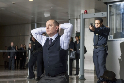 James Spader als Red Reddington in The Blacklist (c) RTL