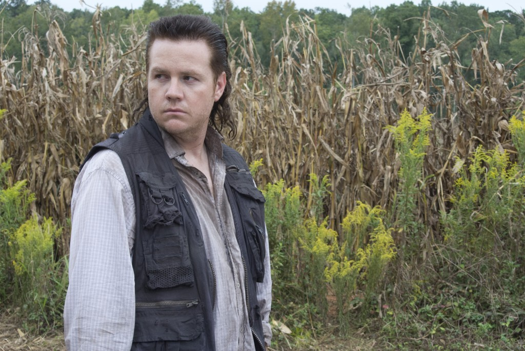 Dr. Eugene Porter (Josh McDermitt), The Walking Dead © Gene Page/AMC