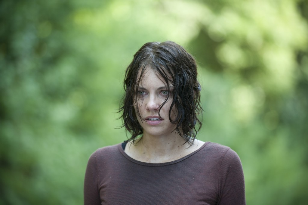Maggie Greene (Lauren Cohan), The Walking Dead , Season 4 (c) Gene Page/AMC
