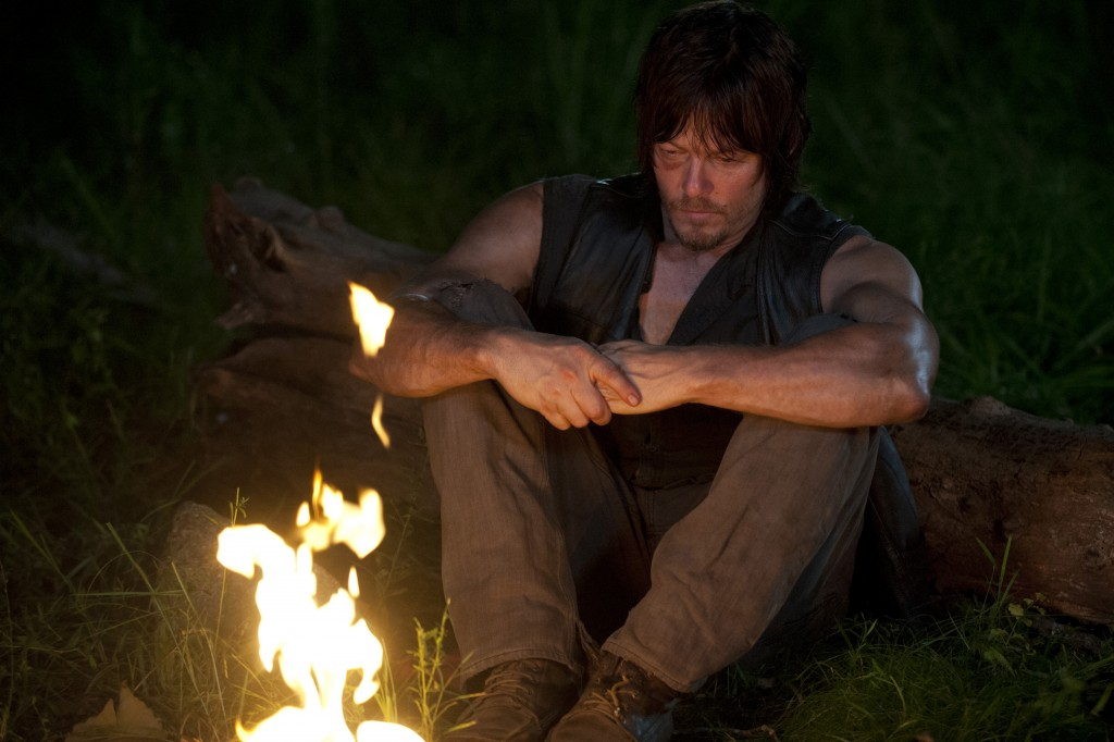Daryl Dixon (Norman Reedus), The Walking Dead © Gene Page/AMC