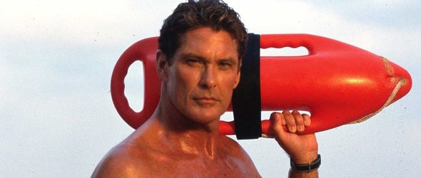 David Hasselhoff in Baywatch (c) NBC