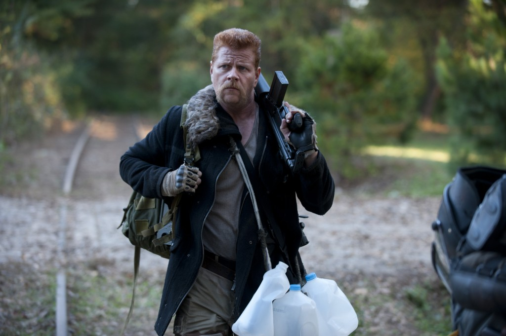 Abraham (Michael Cudlitz), The Walking Dead © Gene Page/AMC