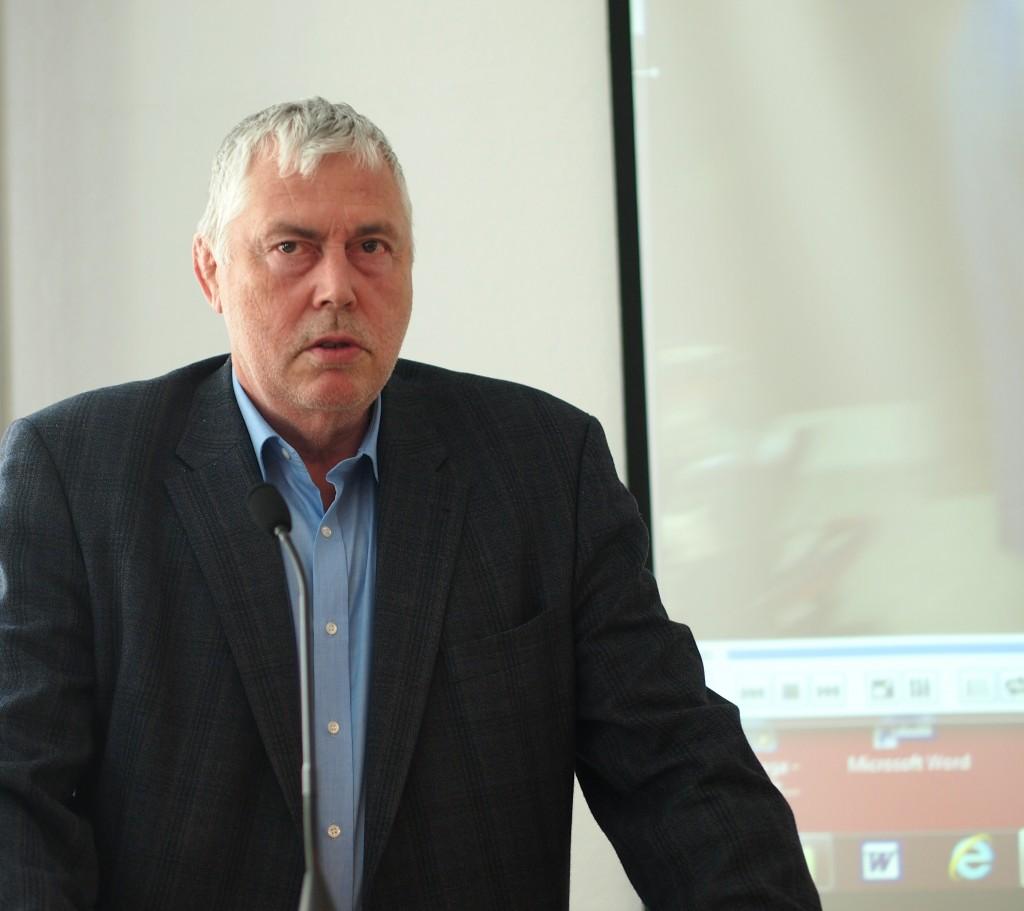Prof. Joachim von Gottberg, Geschäftsführer Freiwillige Selbstkontrolle Fernsehen e.V.(c) FSF