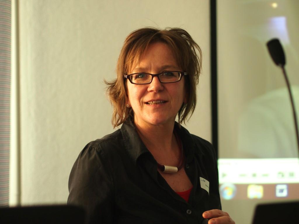 Claudia Mikat, Leiterin der FSF-Programmprüfung und hauptamtliche Vorsitzende in den Prüfausschüssen (c) FSF