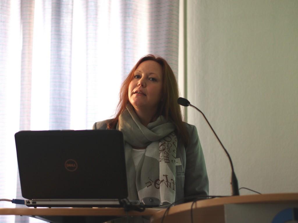 Tanja Witting, Professorin für Mediennpädagogik (c) FSF