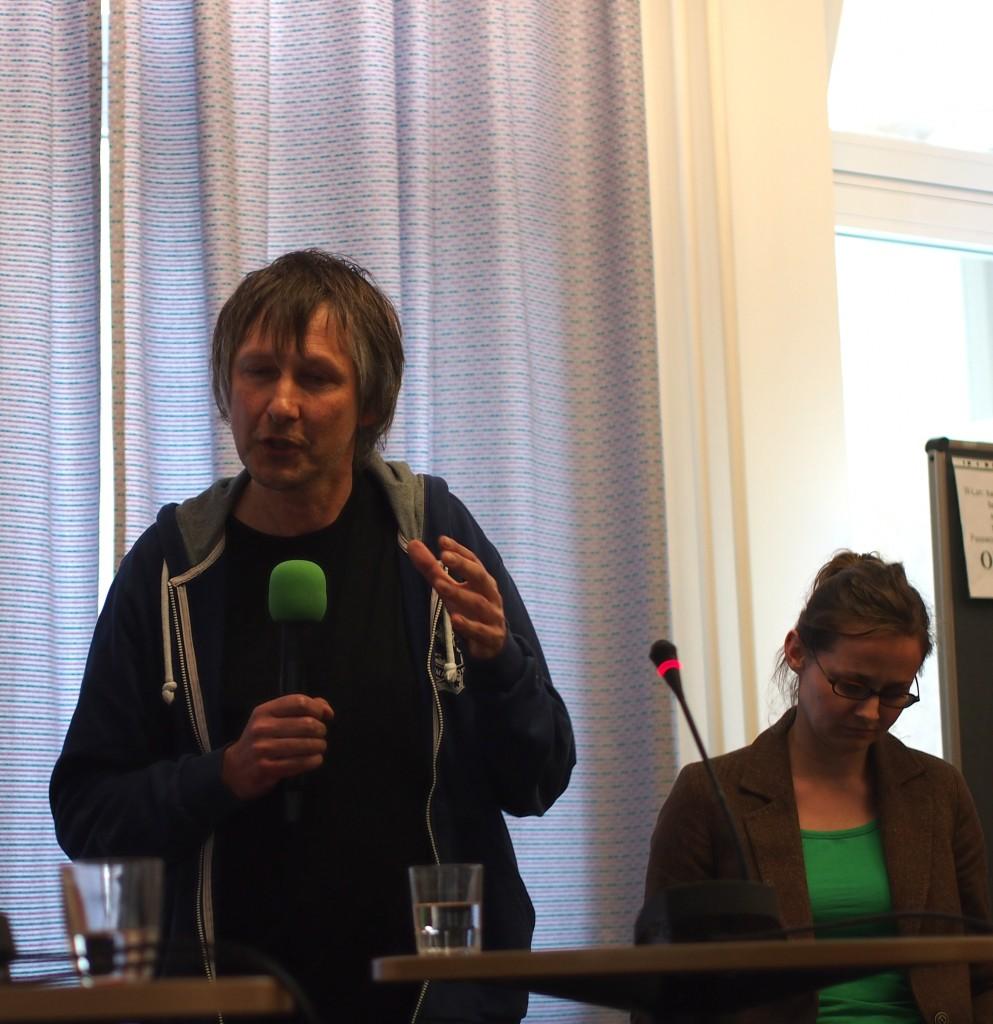 Andreas von Hören, Medienpädagoge und Prüfer FSF (c) FSF