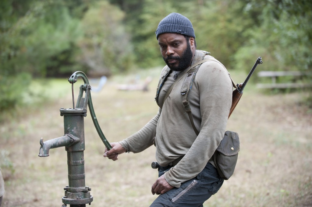Tyreese (Chad Coleman), The Walking Dead © Gene Page/AMC