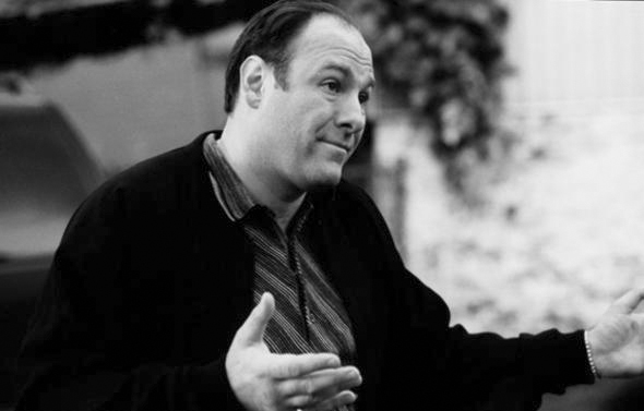James Gandolfini als Tony Soprano (c) HBO