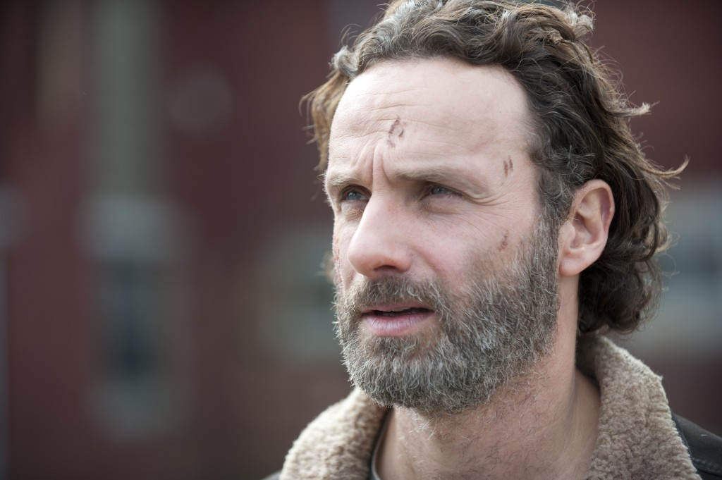 Rick Grimes (Andrew Lincoln), The Walking Dead © Gene Page/AMC