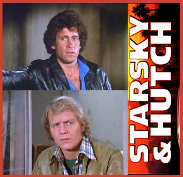Die erste Sitzung des FSF-Prüfausschusses 1994 u.a. mit drei Folgen Starsky & Hutch, Screenshot Starsky & Hutch