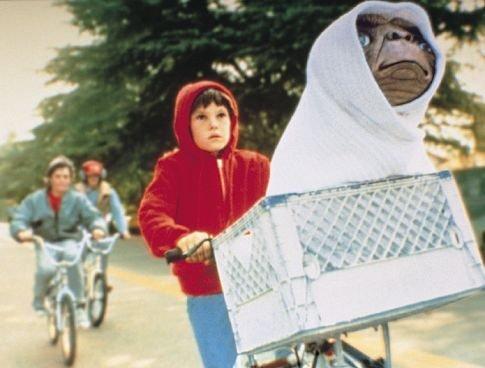 E.T. © 1982 & 2002 - Universal Studios