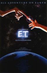 E.T. Filmplakat © 1982 & 2002 - Universal Studios