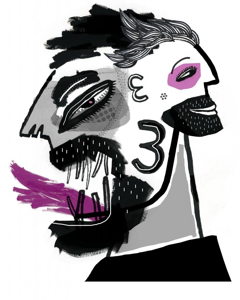 Illustration: Doro Huber www.dorohuber.de
