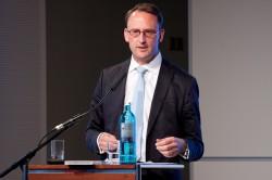Dr. Tobias Schmid, Vorsitzender des Verbands Privater Rundfunk- und Telemedien e.V. (VPRT) © FSF