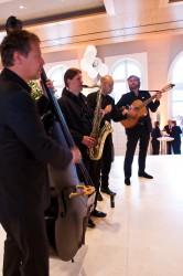 Die Akustischen Vier auf der 20-Jahrfeier der FSF © FSF