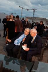 20 Jahre FSF, Dieter Czaja (RTL) und Prof. Dr. Heribert Schumann © FSF