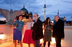 20-Jahrfeier der FSF in der Bertelsmann Repräsentanz, Unter den Linden 1 in Berlin © FSF