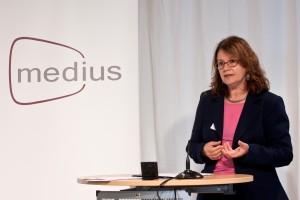 Laudatorin Prof. Dr. Dorothee Meister © FSF