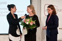 medius-Preisträgerin 2014: Michaela Hauenschild (c) FSF