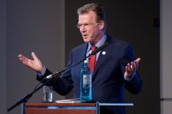Wim Bekkers, Direktor des Niederländischen Instituts zur Klassifizierung von Audiovisuellen Medien (NICAM) © FSF