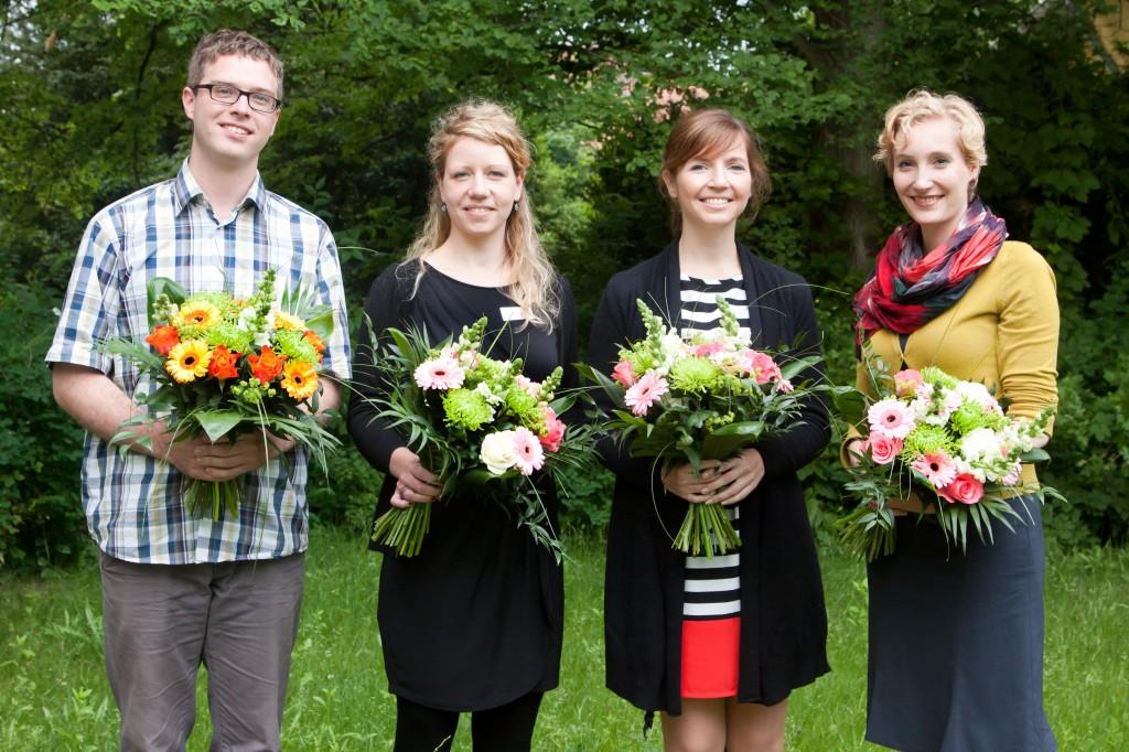medius-Preisträgerinnen und Preisträger 2014 © FSF