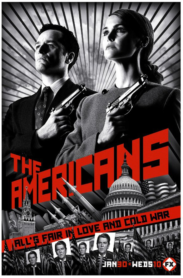 The Americans © Copyright 2013, FX Networks. All rights reserved.