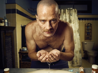 Walter White (Bryan Cranston), 2. Staffel Breaking Bad © RTL Nitro