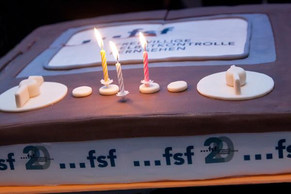 Pressespiegel 20Jahre FSF (c) FSF