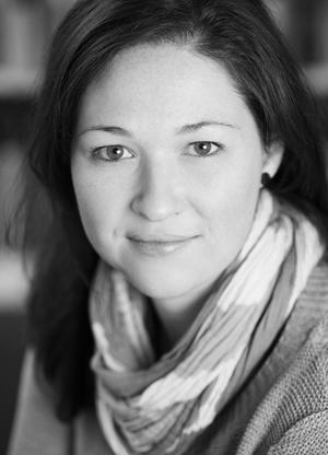 2014 bei der medius-Preisverleihung lobend erwähnt: Juliane Otto