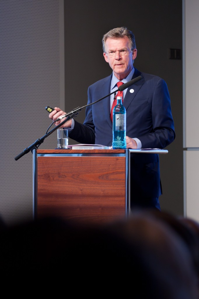 Wim Bekkers anläßlich des 20-jährigen Jubiläums der FSF in Berlin