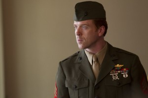 Nicholas Brody (Damian Lewis) in Homeland. Photo by Kent Smith - © 2011 Showtime