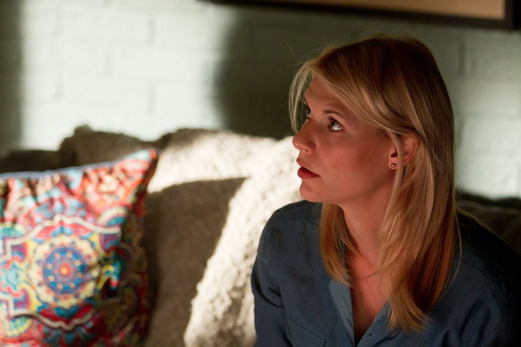 Claire Danes als Carrie Mathison in Homeland © Showtime 2011