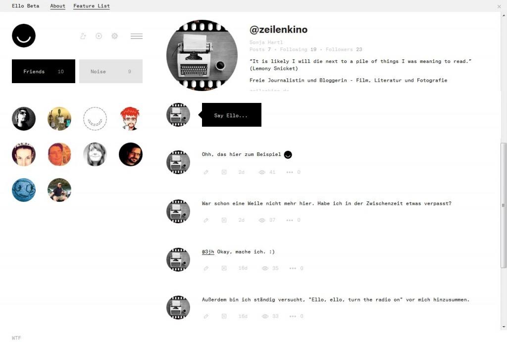 Ello_Profilseite