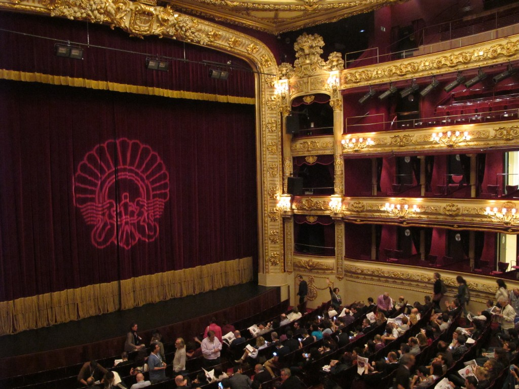 Teatro Victoria Eugenia, San Sebastian 62. International Film Festival (c) Sonja Hartl