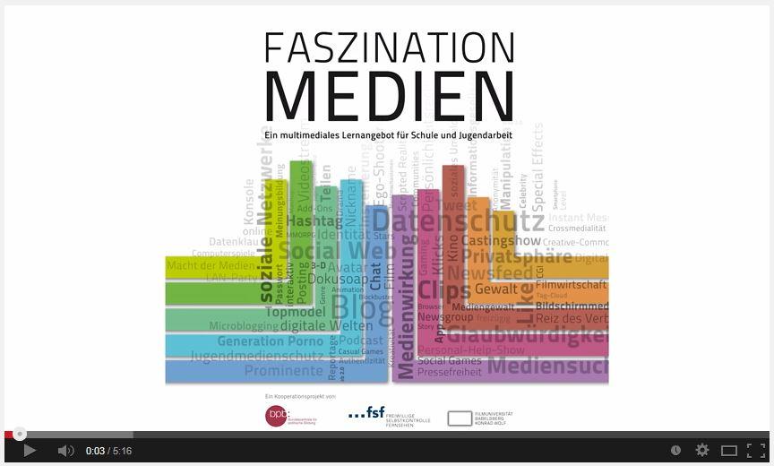Faszination Medien (FaMe) Trailer (c) FSF