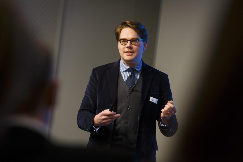 medien impuls, Thema: Menschenwürde in den Medien. Prof. Dr. Dr. Ino Augsberg © Thomas Trutschel/ photothek.net/ FSM